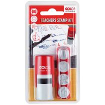 COLOP Teachers Stempel Set, Motivationsstempel inkl 4 Motive