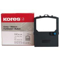 Kores Farbband für NEC Pinwriter P2200, Nylon, schwarz