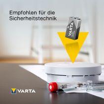 """VARTA Lithium Batterie """"ULTRA Lithium"""", E-Block (9V)"""