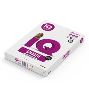 IQ Selection Smooth Kopierpapier A3 120g/m2 - 1 Palette (40.000 Blatt)