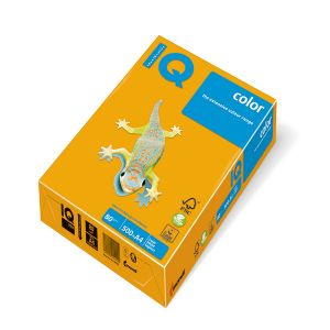 120 g//m² DIN A4 0,40€//m² Farbe: altgold 250 Blatt IQ Color
