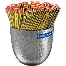 STAEDTLER Bleistift Noris, sechseckig, 144er Blumentopf