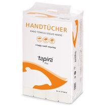 Tapira Handtuchpapier Plus, 240 x 230 mm, V-Falz, weiß