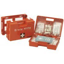LEINA Erste-Hilfe-Koffer QUICK, Inhalt DIN 13157, orange
