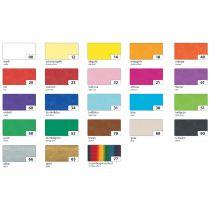 folia Seidenpapier, (B)500 x (H)700 mm, 20 g qm, weiß