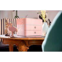 HAN Schubladenbox SMART-BOX ALLISON, 2 Schübe, caramel brown