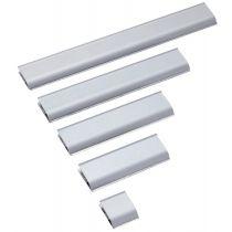 MAUL Klemmleiste, aus Aluminium, Länge: 218 mm