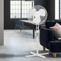 CLATRONIC Stand-Ventilator VL 3603 S, weiß