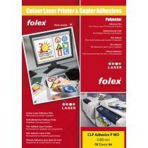 FOLEX Color-Laserfolie CLP Adhesives P WO, DIN A4