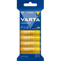 """VARTA Alkaline Batterie """"LONGLIFE"""", Mignon (AA)"""