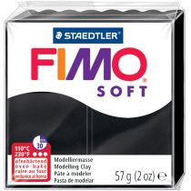 FIMO SOFT Modelliermasse, ofenhärtend, pfefferminz, 57 g