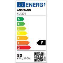 ANSMANN LED Arbeitsstrahler LUMINARY FL7200AC, IP65